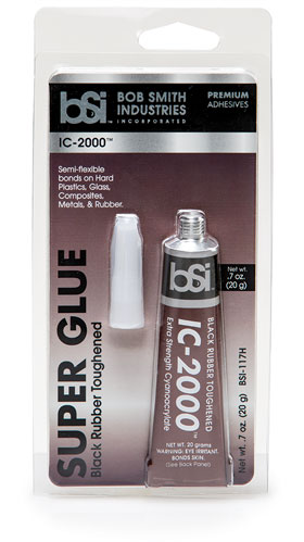 Black Rubber Toughened Adhesive Ic 2000