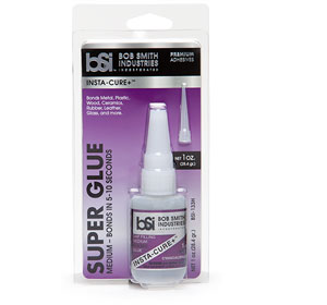 Superglue - Super Glue - CA - Cyanoacrylate - Insta-Cure Plus BSI Adhesive