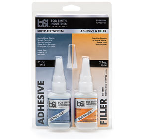 Super Glue & - Welding Powder - Gap Filler - BSI Adhesives