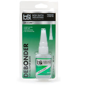 Adhesive debonder - Super Glue remover - Un-Cure - BSI Adhesives