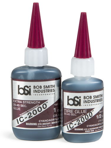 IC-2000 - Rubber-toughened CA - Cyanoacrylate - BSI Adhesives