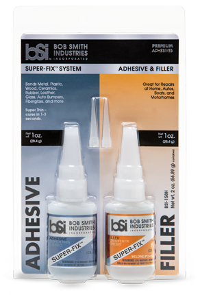 Glue Gold Club Heads - BSI Adhesives