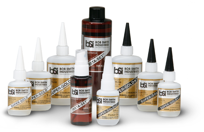 Foam Safe Adhesives - BSI Glues