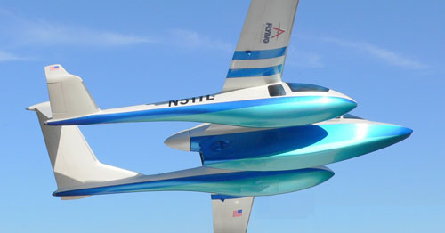 Concept Airplane - Triton - Charlee Smith